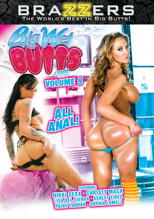 Brazzers Brazzers' Big Wet Butts #9 Lisa Del Sierra Paige Turnah, Adult Movies, Big Wet Butts
