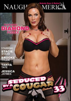 Naughty America Seduced by a Cougar #33 Diamond Foxxx Jessica Jaymes, Mature, Adult Movies