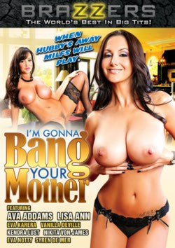Brazzers Brazzers' I'm Gonna Bang Your Mother Nikita Von James Vanilla Deville, Mouth, Black Hair