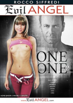Rocco One On One #2 Gina Gerson Rocco Siffredi, European, Natural Breasts