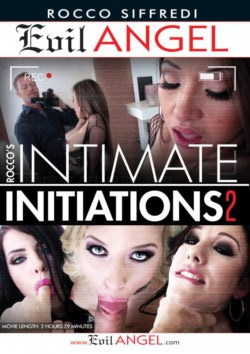 Rocco's Intimate Initiations #2 2015  Adriana Chechik Alby Rydes, Big Cock, Amateur Porn