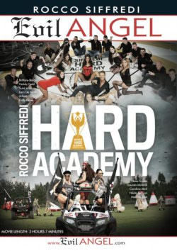 Evil Angel Rocco Siffredi Hard Academy 2016  Mike Angelo Brittany Bardot, Toys, Orgy