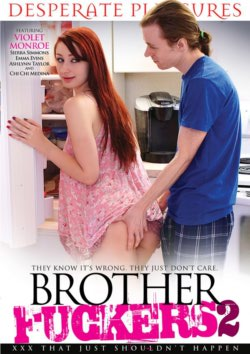 Brother Fuckers #2 (Desperate Pleasures) 2016  Emma Evins Sierra Simmons, Interracial, Shower