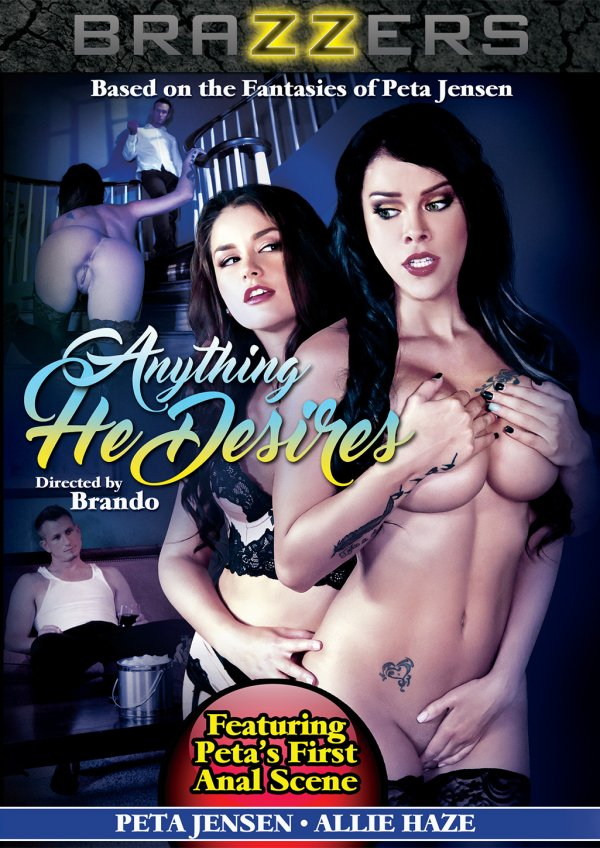 Brazzers' Anything He Desires 2016  Allie Haze, Big Tits, Anal