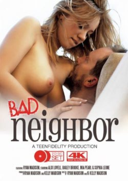 Kelly Madison Productions Bad Neighbor 2016  Ryan Madison Sophia Leone, Dildo, Outdoors