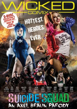 Wicked An Axel Braun Parody Suicide SQUAD 2016  Riley Steele Alec Knight, Japanese, Adult Movies