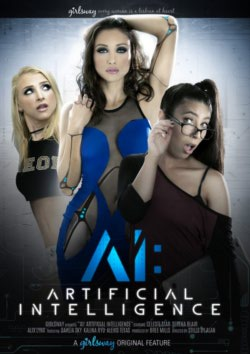 AI Artificial Intelligence 2016  Alexis Texas Dahlia Sky, Girl On Girl, Blonde
