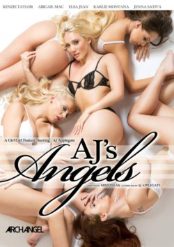 ArchAngel AJ's Angels 2016  Abigail Mac Jenna Sativa, Big Tits, Strap-On