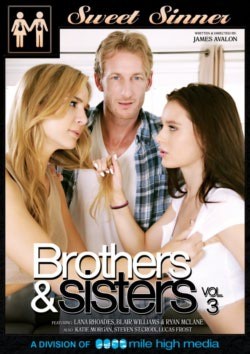 Brothers and Sisters #3 (Sweet Sinner) 2016  Katie Morgan Steven St. Croix, Big Ass, Stomach