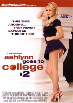Ashlynn Goes To College #2 Ashlynn Brooke Sabrina Rose, Big Tits, 18+ Teen