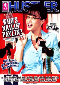 Hustler's Who's Nailin' Paylin? Jada Fire Nina Hartley, Vagina External, Rimming