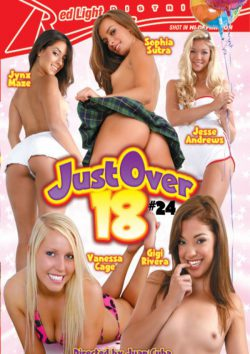 Red Light District Just Over 18 #24 (Red Light District) Sophia Sutra Vanessa Cage, Big Ass, Threesome