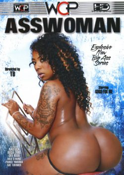 Asswoman (West Coast Productions) Dee Rida Rico Strong, Black, Black Hair