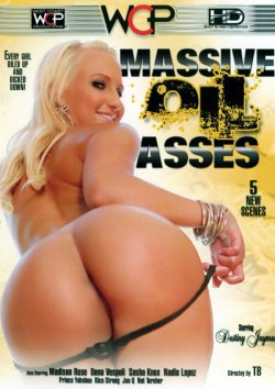 Massive Oil Asses Destiny Jaymes Madison Rose, Big Dick, Tattoos