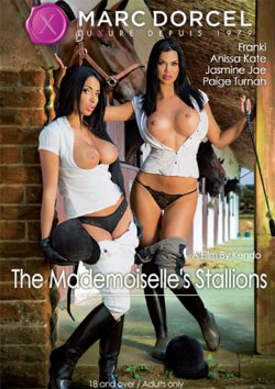 Marc Dorcel The Mademoiselle's Stallions Pascal White Paige Turnah, Specials, Storyline