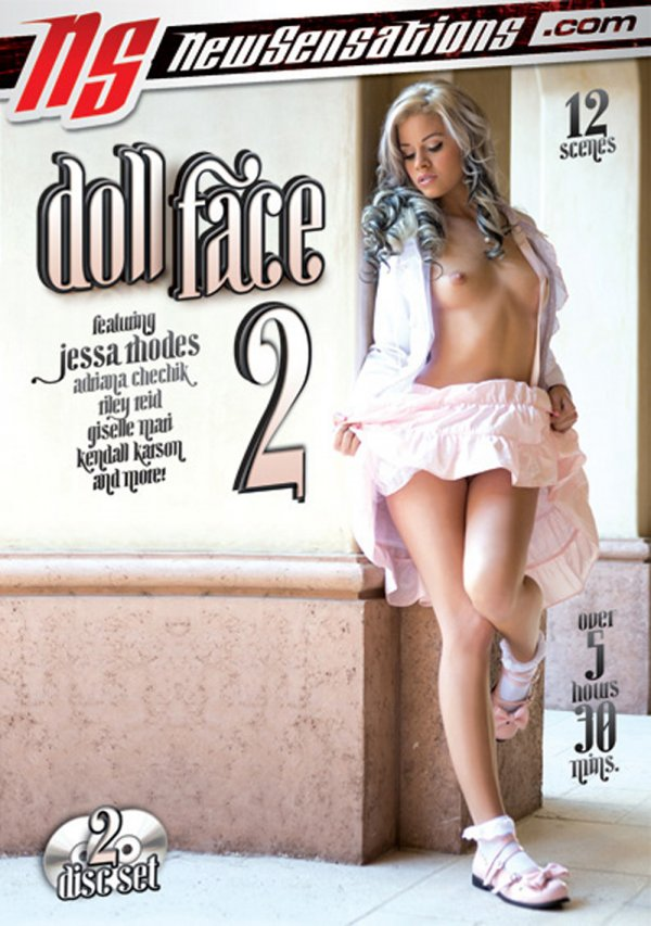 New Sensations Doll Face #2 (New Sensations) Natasha White Sage Evans, 18 to 19, Adult Movies