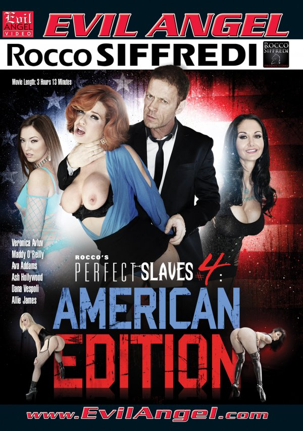 Evil Angel American Edition Allie James Ava Addams, Natural Breasts, Anal Porn