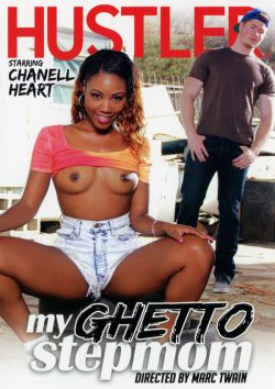 Hustler Hustler's My Ghetto Stepmom Jake Jace Derrick Pierce, Pierced Clit, Big Tits