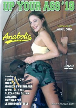 Anabolic Up Your Ass #18 Miko Lee Catalina, Big Tits, Small Tits