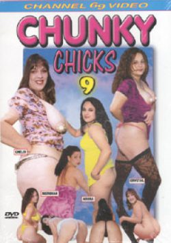 Chunky Chicks #9, Adult Movies, BBW
