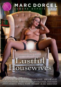 Lustful Housewives Pascal White Angell Summers, British, Vibrators