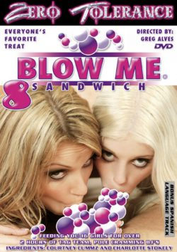 Blow Me Sandwich #8 Courtney Simpson Dylan Ryder, Blowjob & Facial, Sex Variations