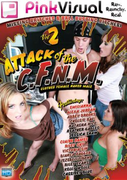 Attack Of The C.F.N.M. #2 Abbey Brooks Chelsie Rae, Spanking, Natural Breasts