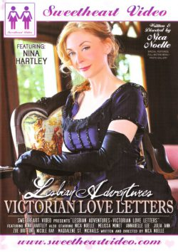 Victorian Love Letters Melissa Monet Nicole Ray, Lesbian, Girl On Girl