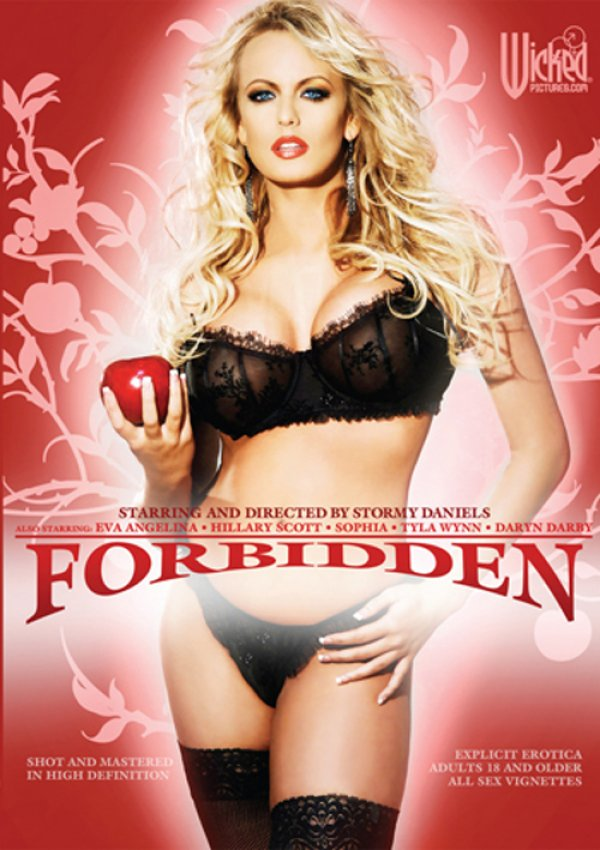 Wicked Forbidden (Wicked) Stormy Daniels Evan Stone, Black Hair, Blowjob