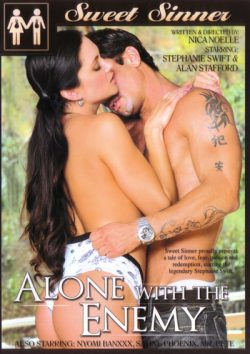 Alone With the Enemy Nyomi Banxxx Stephanie Swift, Choking, Plot Based