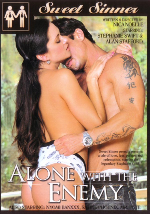 image Nyomi banxxx is alone with the enemy