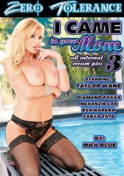 Zero Tolerance I Came In Your Mom #3 Diamond Foxxx Taylor Wayne, Blowjob, Reverse Cowgirl