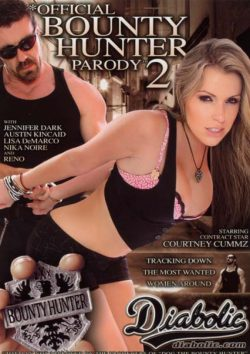 Official Bounty Hunter Parody #2 Austin Kincaid Courtney Cummz, Adult Movies, Doggie Style