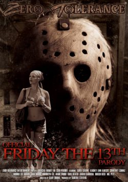 Official Friday the 13th Parody Kagney Linn Karter Mr. Pete, Brunette, Kissing