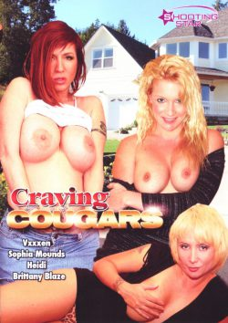 Shooting Star Craving Cougars Sophia Mounds, Stockings, MILF
