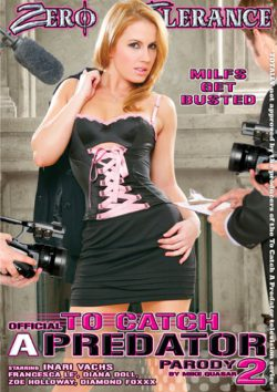 Official To Catch a Predator Parody #2 Francesca Le Inari Vachs, Plot Based, Brunette