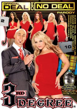 3rd Degree Films Official Deal or No Deal Parody Alexis Texas Diamond Foxxx, Boots, Standing Missionary