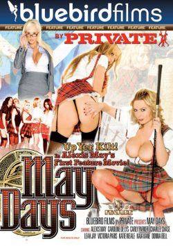 May Days Carly Parker Kaia Kane, Hair Color, Girls in Uniform
