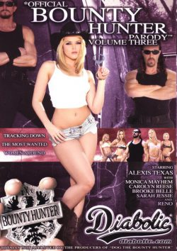 Diabolic Official Bounty Hunter Parody #3 Monica Mayhem Sarah Jessie, Creampie, Blonde