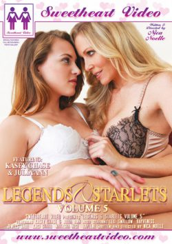 Sweetheart Video Legends And Starlets #5 Lexi Swallows Raylene, Older & Younger, Stockings
