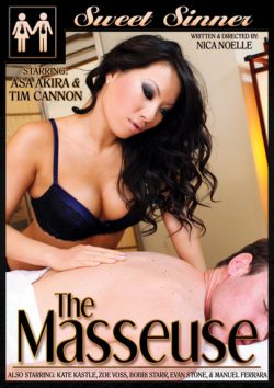 The Masseuse (Sweet Sinner) Tim Cannon Bobbi Starr, Big Ass, Skinny