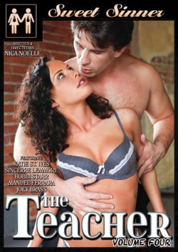 The Teacher #4 (Sweet Sinner) Sincerre Lemmore Katie St. Ives, Black Hair, Interracial