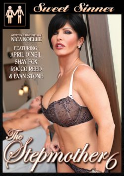 Sweet Sinner The Stepmother #6 Rocco Reed April O'Neil, Big Dick, Black Hair