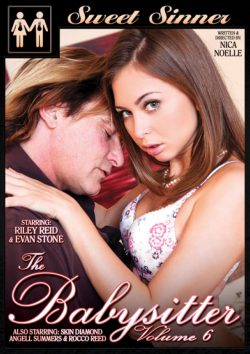 The Babysitter #6 (Sweet Sinner) Angell Summers Riley Reid, Adult Movies, Older & Younger