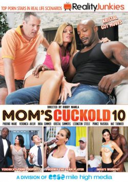 Mom's Cuckold #10 Nat Turner Veronica Avluv, Big Cock, Blonde