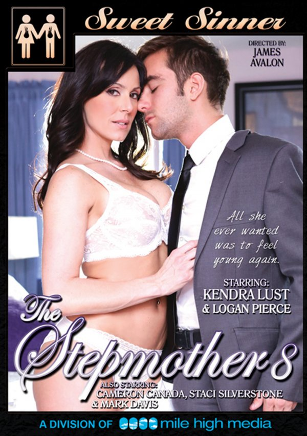 Sweet Sinner The Stepmother #8 Kendra Lust Staci Silverstone, Big Ass, Black Hair