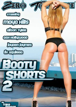 Zero Tolerance Booty Shorts #2 John Strong Maya Hills, Blonde, Big Tits
