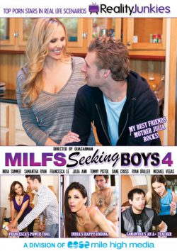 Reality Junkies MILFs Seeking Boys #4 Francesca Le Ryan Driller, Vibrators, Big Dick