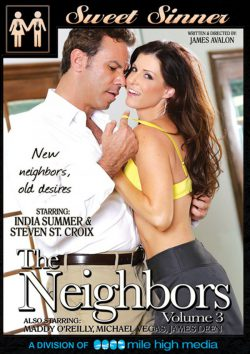 The Neighbors #3 (Sweet Sinner) India Summer Steven St. Croix, Plot Based, Porn Trailers