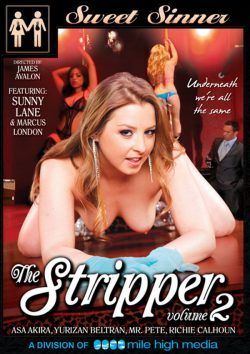 Sweet Sinner The Stripper #2 Richie Calhoun Asa Akira, Chest, Big Dick